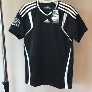 Adidas Climacool MLS match jersey